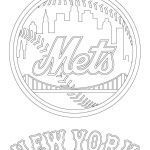 Pittsburgh Steeler Coloring Pages Amazing New York Mets Logo Coloring Page From Mlb Category Select From