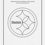 Pittsburgh Steeler Coloring Pages Beautiful Lovely Nfl Team Logos Coloring Pages – Lovespells