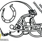 Pittsburgh Steeler Coloring Pages Exclusive Nfl Helmets Coloring Pages