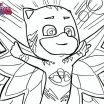 Pj Mask Coloring Page Awesome Pj Masks Catboy Owelette & Gekko All In E Coloring Pages How to
