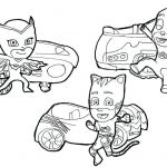 Pj Masks Coloring Pages Inspired Alexandershahmiri Page 317 Scarecrow Coloring Page Free