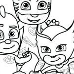 Pj Masks Coloring Pages Inspired Author Archives