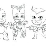Pj Masks Coloring Pages Pretty Alexandershahmiri Page 317 Scarecrow Coloring Page Free