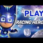 Pj Max Pictures Amazing Videos Matching Pj Masks Racing Heroes Race with Catboy Owlette