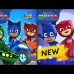 Pj Max Pictures Exclusive Videos Matching Pj Masks Racing Heroes Race with Catboy Owlette