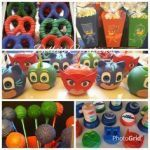 Pj Max Pictures Inspired Pj Masks Tgemed Desserts Chocolate Covered oreos Chocolate Covered