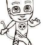 Pj Max Pictures Marvelous 70 Best Pj Mask Coloring Pages Images