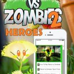 Plant Vs Zombies Pictures Brilliant Cheats Guide for Plants Vs Zombies 2 Heroes