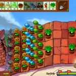 Plant Vs Zombies Pictures Exclusive Pogo Party Sproings and Squashes