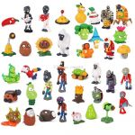 Plant Vs Zombies Pictures Inspiring Mini Pvz Plants Vs Zombies 2 Action Figures toy Doll Cartoon solid
