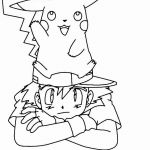 Pokemon Coloring Pages for Kids Inspiration Lovely ash Ketchum Coloring Page – Nocn
