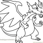 Pokemon Coloring Pages for Kids Pretty 12 Inspirational Charizard Coloring Pages