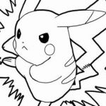 Pokemon Coloring Pages Free Awesome Free Pikachu Coloring Pages Beautiful Pikachu Coloring Pages Unique