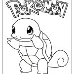 Pokemon Coloring Pages Free Fresh Coloring Pokemon Squirtle Coloring Pages Through the Thousand