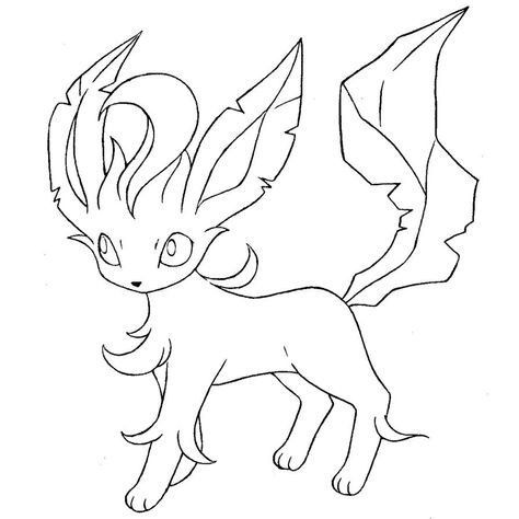 Pokemon Eevee Evolutions Coloring Pages Fresh Sylveon