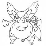Pokemon Xy Coloring Pages Excellent Collection Of X Mark Clipart