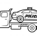 Police Car Coloring Pages Awesome Coloring Book World Dog Coloring Pages Police Car Printable