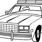Police Car Coloring Pages Awesome Coloring Page Outstanding Lowriderloring Pages Police Car L