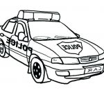 Police Car Coloring Pages Brilliant Old Car Coloring Pages – Moditytips