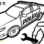 Police Car Coloring Pages to Print Beautiful Coloring Book World Dog Coloring Pages Police Car Printable