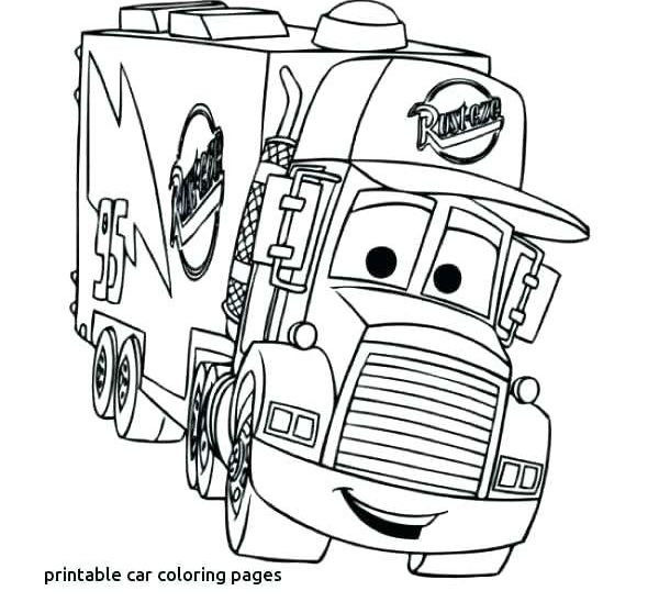 Coloring Pages Cars Printable Super Colouring And Motorbikes To