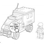 Police Car Coloring Pages to Print Exclusive Fresh Lego Police Coloring Pages to Print Umrohbandungsbl