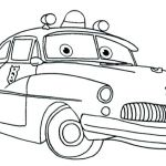 Police Car Coloring Pages to Print Pretty Awesome Car Coloring Pages – Ecancerargentina