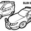 Police Car Coloring Pages Wonderful Police Truck Coloring Pages at Getdrawings