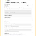 Police Car Template Best Of Size Fake Car Accident Report New Motor Vehicle form