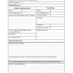 Police Car Template Unique Vehicle Accident Report Template Word form Traffic Inspirational