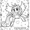 Pony Coloring Books Brilliant Mlp Coloring Pages 650 841 Free Printable Coloring Pages My