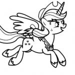 Pony Coloring Pages Wonderful Fresh My Little Pony Printables 91 Gallery Ideas
