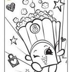 Poppy Coloring Pages Excellent Fresh Poppy Corn Shopkins Coloring Pages – Howtobeaweso