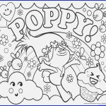 Poppy Coloring Pages Wonderful Dreamworks Trolls Printables Best Trolls Poppy Coloring Pages