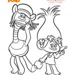Poppy Colouring Sheets Amazing Lovely Trolls Coloring