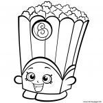 Poppy Popcorn Shopkins Inspirational Free Shopkins Coloring Pages Awesome Sensational Inspiration Ideas