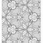 Popular Coloring Pages to Print Brilliant Abstract Coloring Pages Printable – Salumguilher