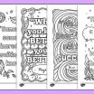 Positive Affirmation Coloring Pages Creative Classroom Inspiration Quotes Mindfulness Colouring Sheets