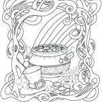 Pot Of Gold Template Free Printable New Pot Of Gold Coloring Page Printable – 488websitedesign