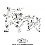 Power Rangers Colouring In Elegant Power Rangers Megaforce Printable Coloring Sheet