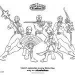 Power Rangers Colouring In Inspiration Samurai Jack Coloring Page