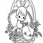 Precious Moments Colouring Awesome Precious Moments Bible Coloring Pages