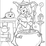 Preschool Halloween Coloring Pages Pretty Halloween Coloring Picture Coloring Pages