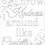 Prinatable Coloring Pages New Pleasurable Inspiration Kindness Coloring Pages Printable Lovely