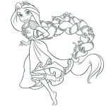 Prince and Princess Coloring Pages Awesome Princess Coloring Pages for Kids – Psubarstool