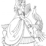 Prince and Princess Coloring Pages Awesome Unique Princes Coloring