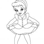 Prince and Princess Coloring Pages Exclusive Cinderella Face Coloring Pages at Getdrawings