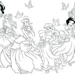 Prince and Princess Coloring Pages Inspiring Coloring Pages Of Disney Princesses – Healthwarehouse