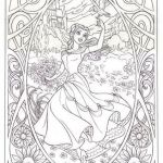 Princess Color Books Inspiration Disney Adult Coloring Pages Coloring Page