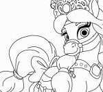 Princess Coloring Online Pretty Disney Archives androsshipping